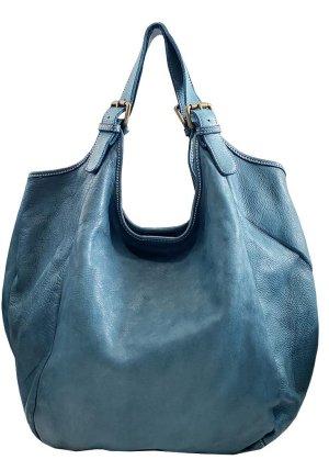 Slouchy Hobo Bag - Teal - ShopMadisonbelle