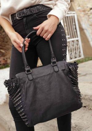 Ophof Bag - Black - ShopMadisonbelle