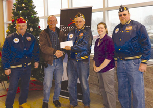 Veterans Memorial Raffle