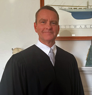 Judge Patrick O'Sullivan