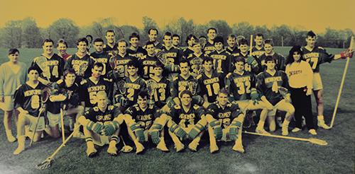 1988 Lacrosse Team