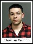 Christian M. Victorio, 25, Rome, Criminal Possession of Marijuana 2nd degree