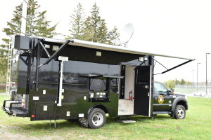 State Police to deploy quick response mobile command
