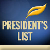 presidents list