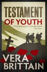 book cover: testament of youth