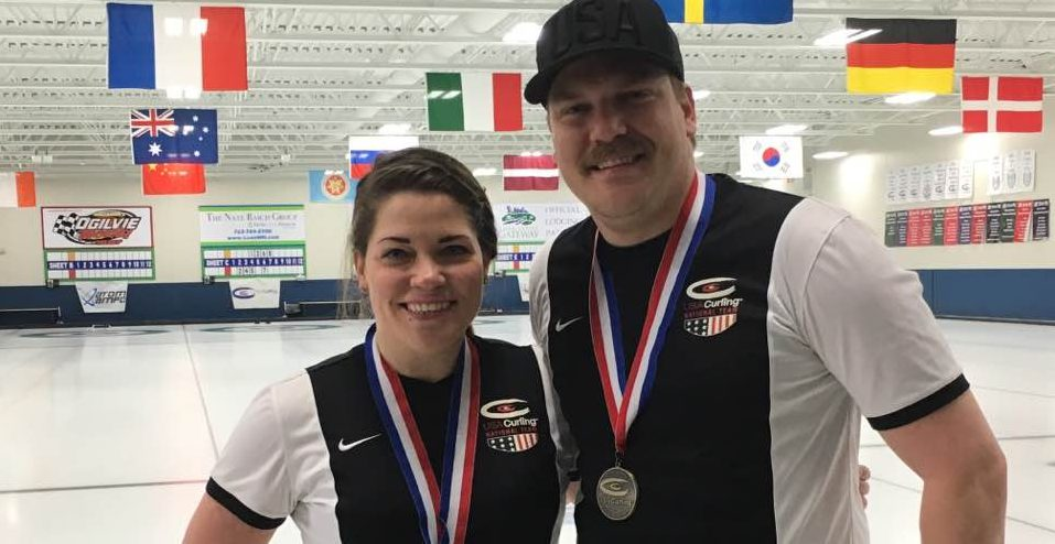 2017 USA Mixed Doubles Champs – Madison Curling Club