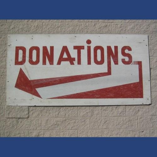 Member Donations
