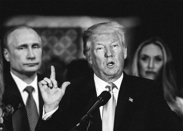 Vladimir Putin has a plan for destroying the West—and that plan looks a lot like Donald Trump.