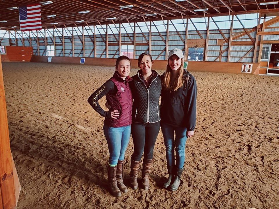 Certified Therapeutic Riding Instructors