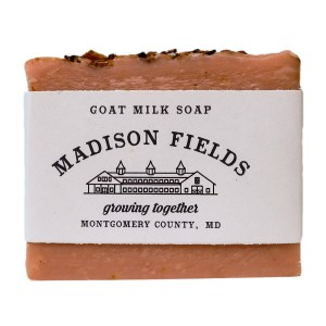 Ylang Ylang Goat Milk Soap by Madison Fields