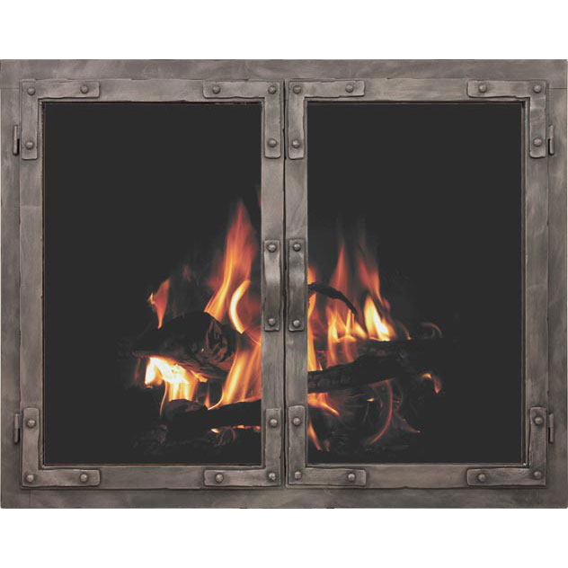 Fireplace Doors by Stoll