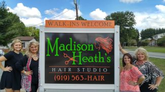 You can't miss us! - Walk Ins ALWAYS Welcome!