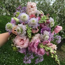 Purple Plum Lavender Weddings Madison House Design Llc