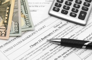 Bankruptcy Law, Taxes, Cryptocurrency