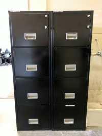 Schwab 4 Drawer Fireproof File Cabinet | Cabinets Matttroy
