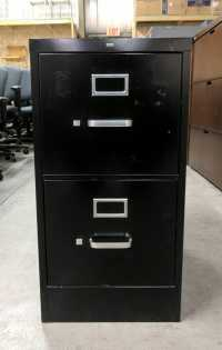 Hon 2 Drawer Vertical File Cabinets