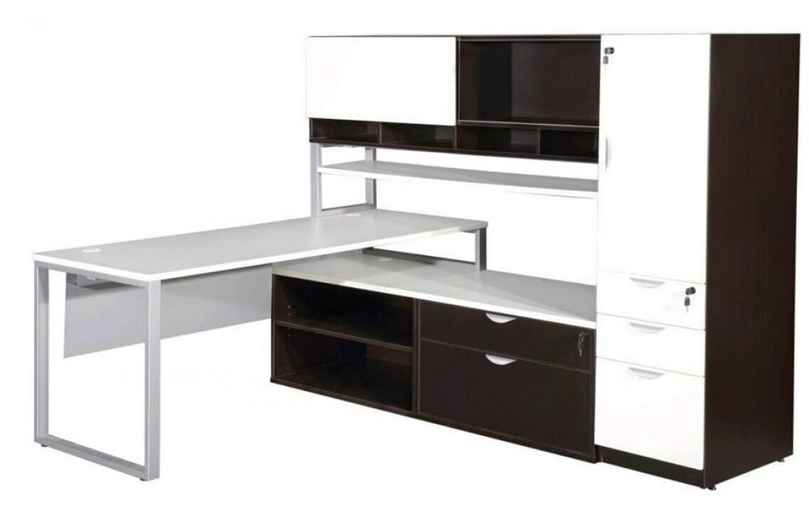 Images of Lair Series Modular Desk Office Workstations