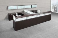 Images of Executive U Shape 2 Person Reception Desk