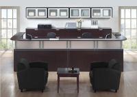 Images of High End Executive 2 Person U Shape Reception Desk