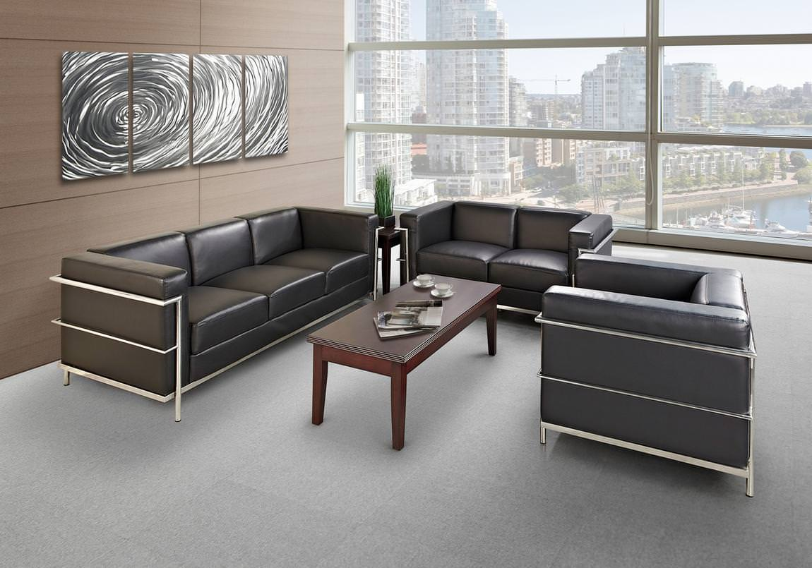 modern sofa set images sleeper sofas in dallas texas of waiting room with coffee table