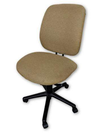 brown office chair without arms joovy high reviews hon rolling madison liquidators