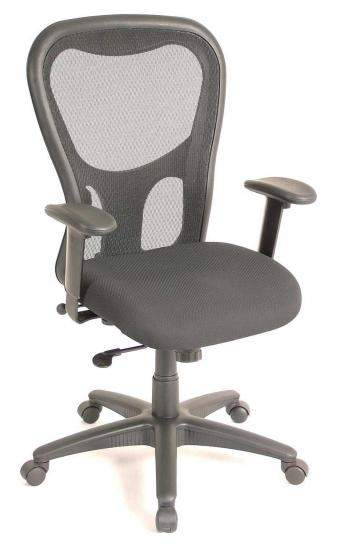 swivel chair risers metal folding chairs target pace syncro-tilt high back office with arms