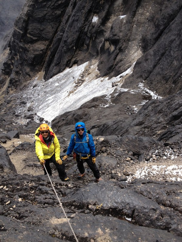 Carstensz Pyramid 2015 Archives - Madison Mountaineering