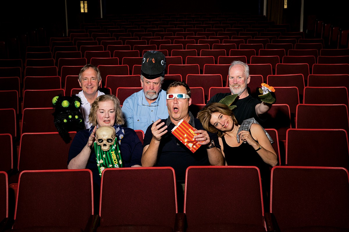 mystery science theater 3000  Madison Movie