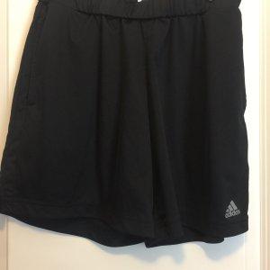 Adidas black shorts medium