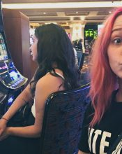 shes the slot machine master