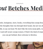 About the Betches