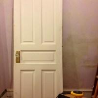 Hanging Doors, Part 4: Prep Existing Door