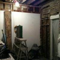 Current Kitchen: Disaster Zone