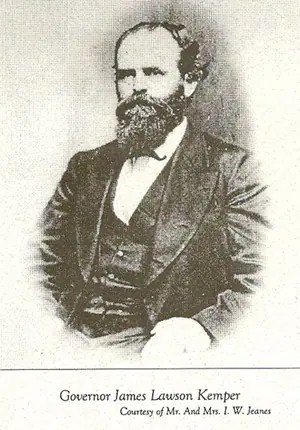 Gov. James Kemper