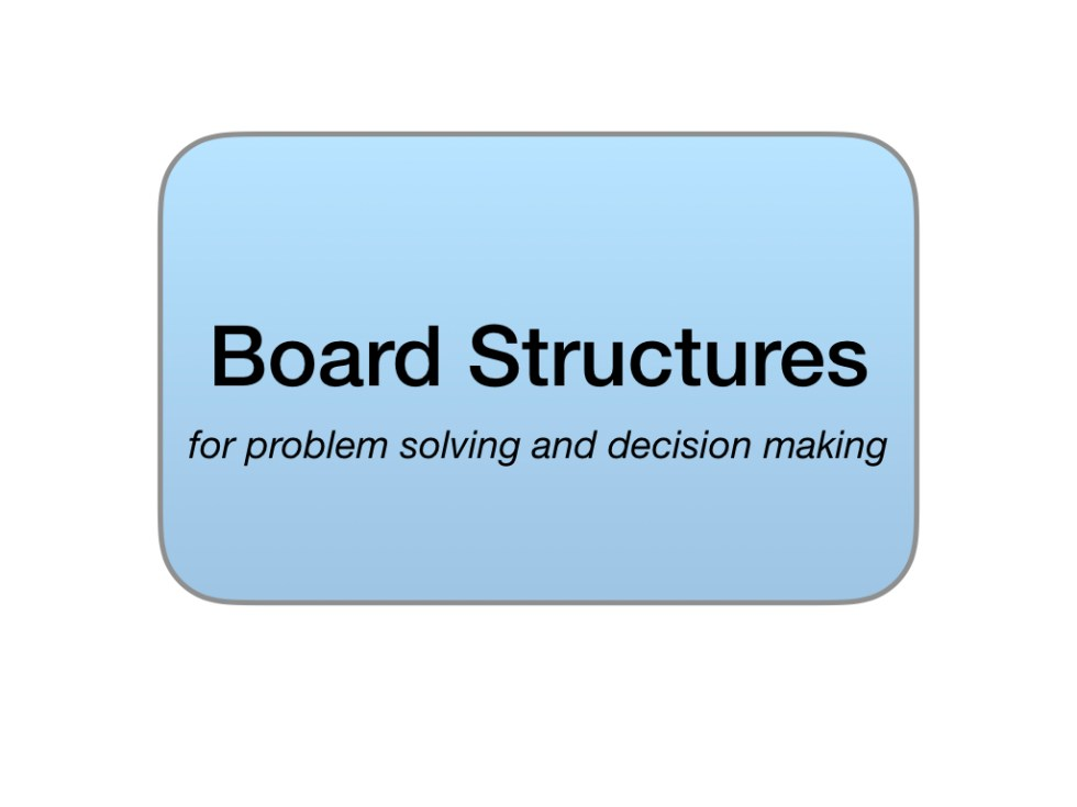 Board Structures