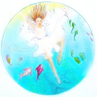 Zodiac Woman Pisces