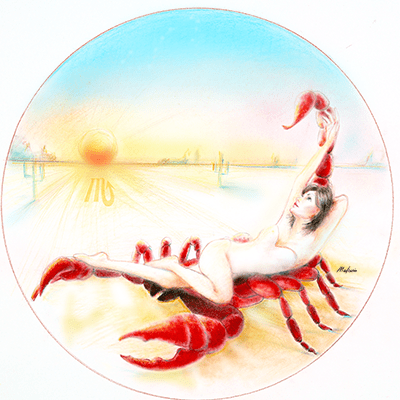 Zodiac Woman Scorpio