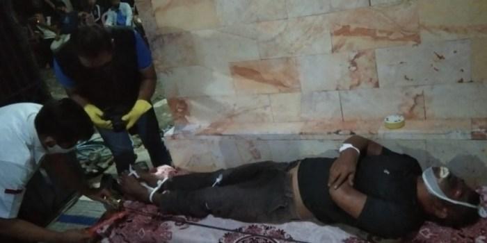 IM, warga Beduri dinyatakan meninggal dunia usai menenggak cairan pemutih karena depresi. (Foto - Polres Ponorogo)
