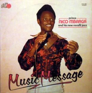Prince Nico Mbarga, front 2