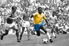 Pele . Edson Erantes De Nascimento. a.k.a. Pele of Brazil