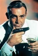 Sean Cnnery . James Bond