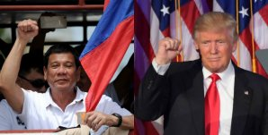 Trump . Duterte & Trump