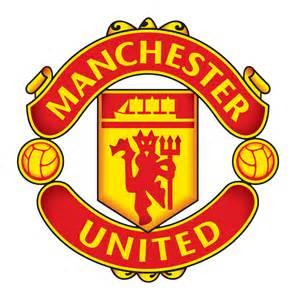 Man U . logo