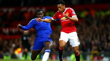 Martial & Chelsea player