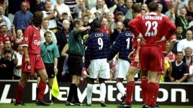 Man U 2 . Liverpool vs Manchester United- 6 Classic Matches