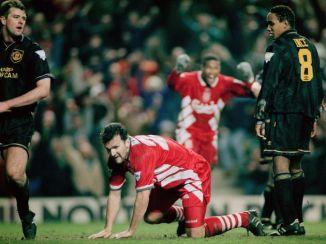 Man U 3 . Liverpool vs Manchester United- 6 Classic Matches