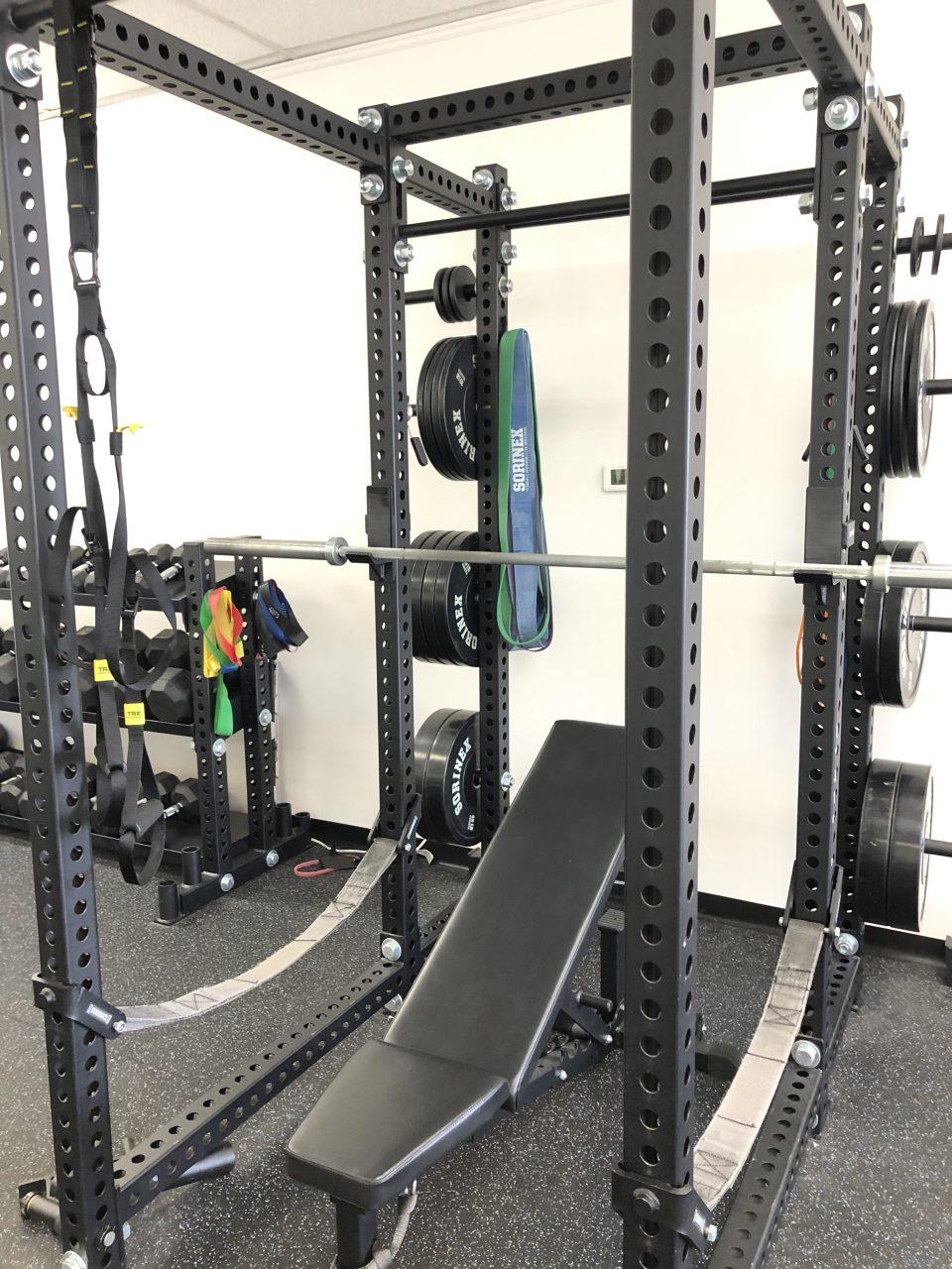 MadLab Performance - Squat Racks