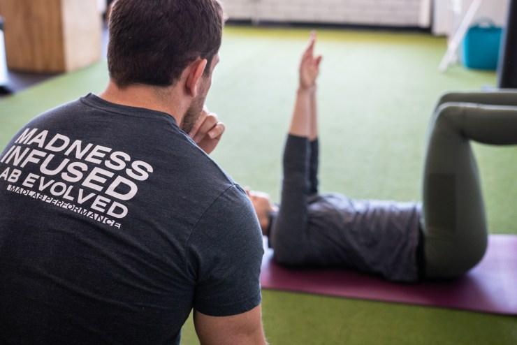 Personal training MadLab Performance