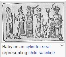 child sacrifice