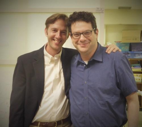 Rabbis Ethan Tucker and Shai Held